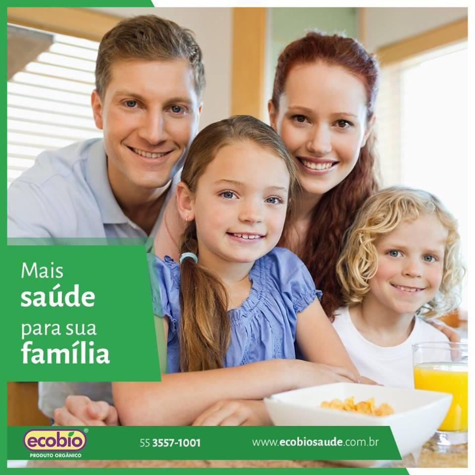 Mais saúde para a sua família