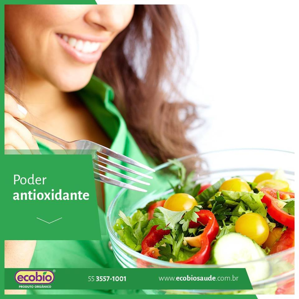 Poder antioxidante