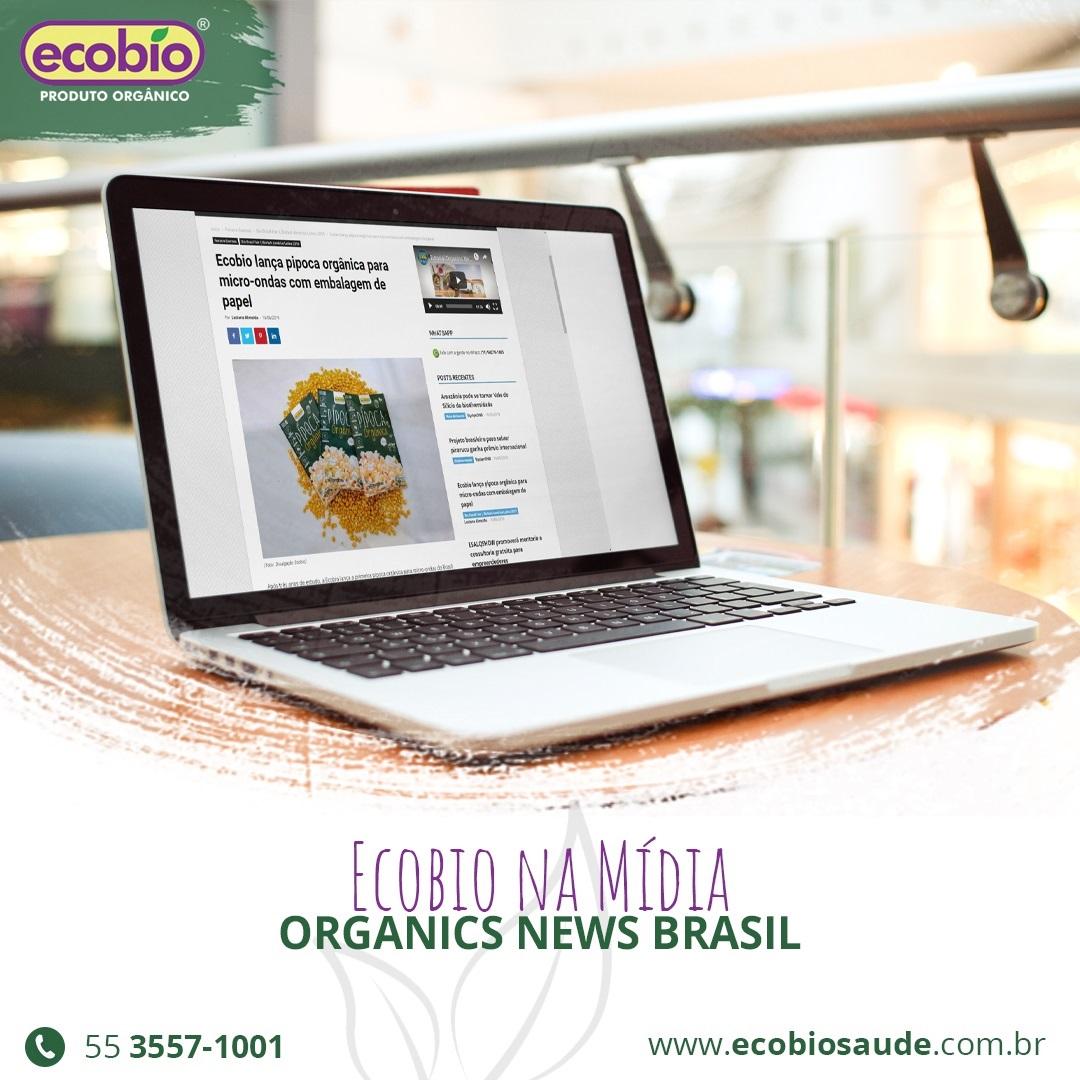 Ecobio na mídia: Organics News Brasil