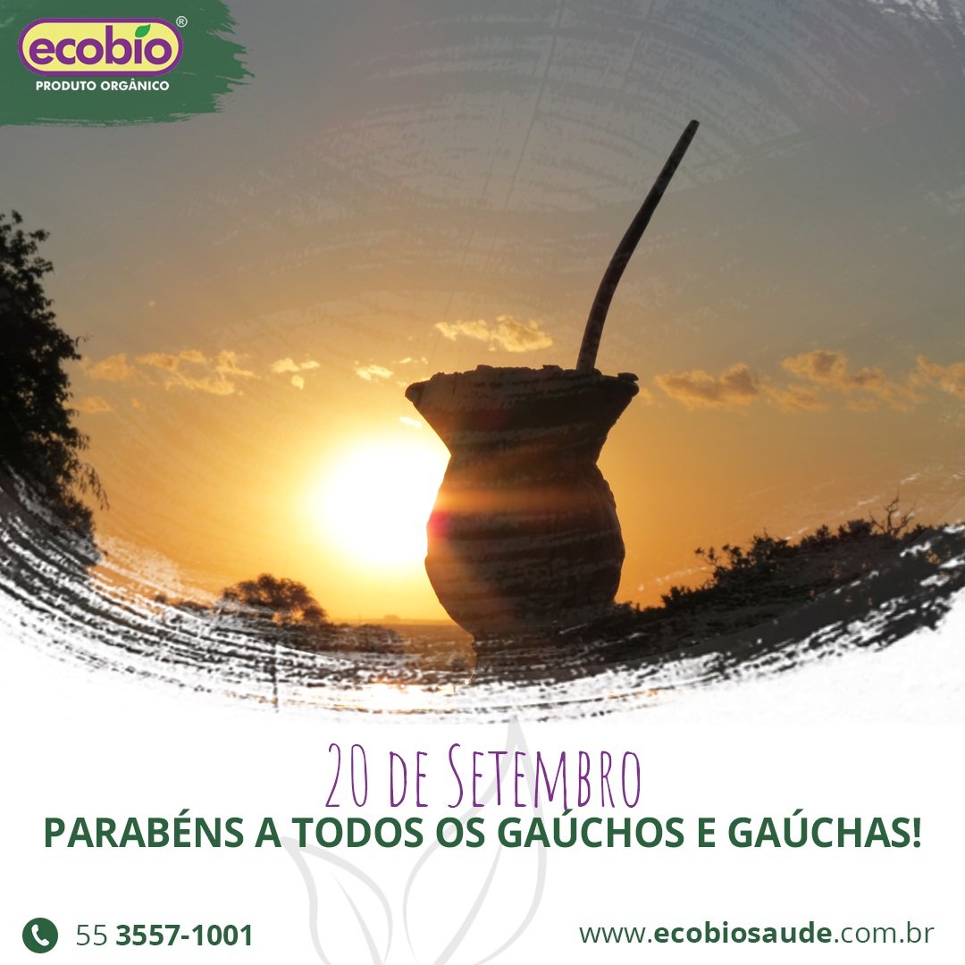 20 de setembro – Dia do Gaúcho