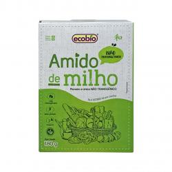 Amido de Milho Não Transgênico - Caixa com 09 unidades