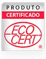 Produto certificado pela Ecocert